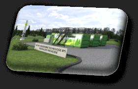 Mobilní BPS bioplynové stanice