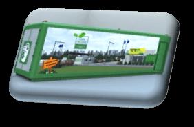 GM Biofermentory - hygienizace